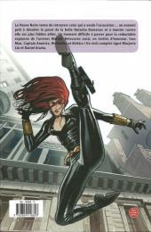 Verso de Veuve Noire (100% Marvel) -2- Le nom de la rose
