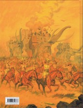 Verso de Reconquêtes -1'- La Horde des vivants