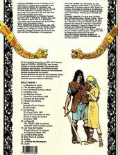 Verso de Thorgal -12a1990- La cité du dieu perdu