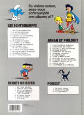 Verso de Les schtroumpfs -8b91- Histoires de Schtroumpfs