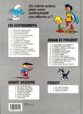 Verso de Les schtroumpfs -9d1993/09- Schtroumpf vert et vert schtroumpf