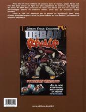 Verso de Urban Rivals -1- Rien ne va plus !