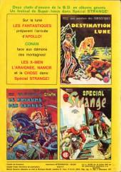 Verso de Strange -96- Strange 96