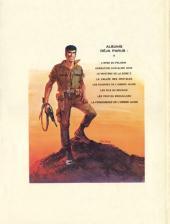 Verso de Bob Morane 3 (Lombard) -14- La prisonnière de l'Ombre Jaune