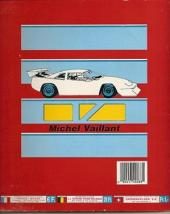 Verso de Michel Vaillant -HS5- Michel Vaillant (album d'images Panini)