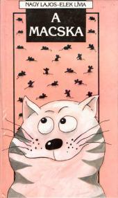 Verso de A kutya, a macska
