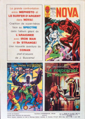 Verso de Strange -102- Strange 102