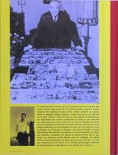 Verso de Bob Morane 6 (Ananké/Miklo) -6- Le mystère de la zone