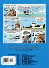 Verso de Minimenschen (Die Abenteuer der) -9- Das dreieck des teufels