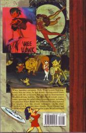 Verso de (AUT) Wood, Wallace (en anglais) - Wally Wood sketchbook