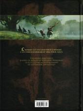 Verso de La chronique des Immortels -3- Au bord du gouffre 3