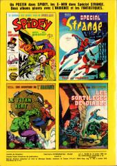Verso de Strange -115- Strange 115