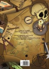 Verso de Goblin's -4- La quête de la terre promise