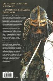 Verso de Northlanders (Panini) -1- Sven le revenant (1)