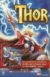 Verso de Spider-Man Hors Série (Marvel France puis Panini Comics, 1re série) -34- Jackpot
