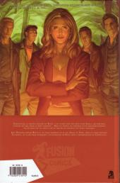 Verso de Buffy contre les vampires - Saison 08 -8- La dernière flamme