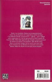 Verso de Lady and Butler -3- Tome 3
