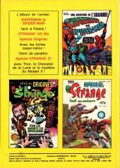 Verso de Strange -147- Strange 147
