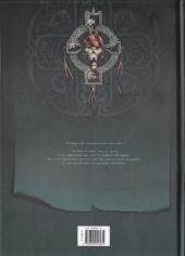 Verso de Hannibal Meriadec et les larmes d'Odin -3- Santa Maria Della Salute