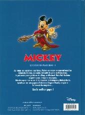 Verso de Mickey (Histoires longues) -2- Le cycle des magiciens - I