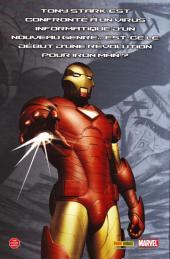 Verso de Marvel (Les grandes sagas) -3- Iron Man