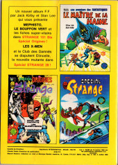 Verso de Strange -151- Strange 151