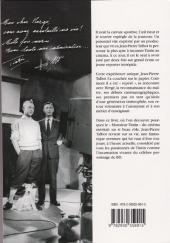 Verso de (AUT) Hergé -184- J'étais Tintin au cinéma...