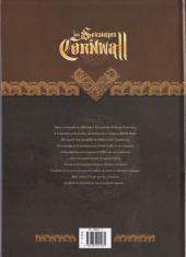 Verso de Les seigneurs de Cornwall -2- La Filleule des Fées