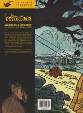 Verso de Sherlock Holmes (CLE) -2a- Le chien des Baskerville