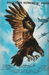 Verso de Rapaces (Impéria) -359- La vipère du ciel