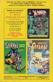 Verso de Strange -171- Strange 171