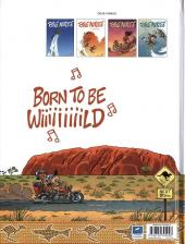 Verso de Totale maîtrise -5- Australia baby !!!