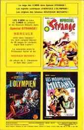 Verso de Strange -174- Strange 174