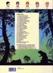 Verso de La patrouille des Castors -24a- Souvenirs d'Elcasino
