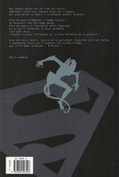 Verso de Superman / Aliens -1- Superman Aliens