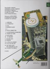 Verso de Largo Winch -2c10- Le groupe W
