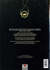 Verso de Mass Effect: Evolution (2011) -INT- Mass Effect Evolution