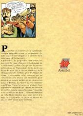 Verso de Histoires des Villes (Collection) - Histoire d'Amiens