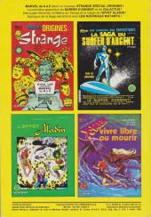 Verso de Strange -199- Strange 199
