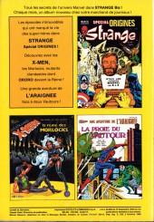Verso de Strange -202- Strange 202