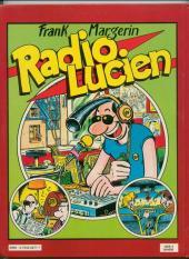 Verso de Ricky - Ricky banlieue/Radio Lucien