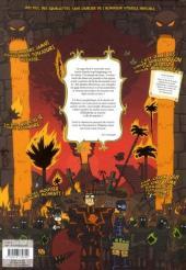 Verso de Chaosland -2- Brolome