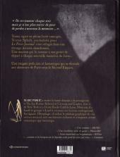 Verso de Ontophage -2- De gris figé