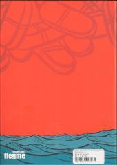 Verso de Pilules Bleues -a- Pilules bleues