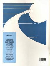 Verso de Le vagabond des Limbes -10b1991- Le dernier prédateur