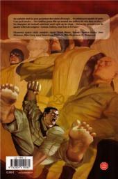 Verso de X-Men - Les origines -2- Cyclope - Iceberg - Jean Grey - Le Fauve