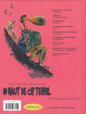 Verso de In haut de ch'terril - En hommage à Edmond Tanière