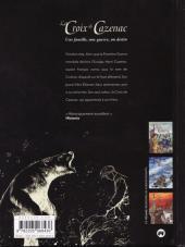 Verso de La croix de Cazenac -INT01a- L'intégrale du cycle de l'Ours