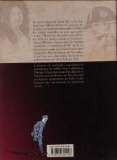 Verso de Des Monuments et des Hommes - Les invalides