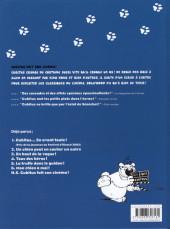 Verso de Cubitus (Les nouvelles aventures de) -hs- Cubitus fait son cinéma !